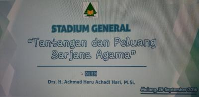 Stadium General MABA 2016