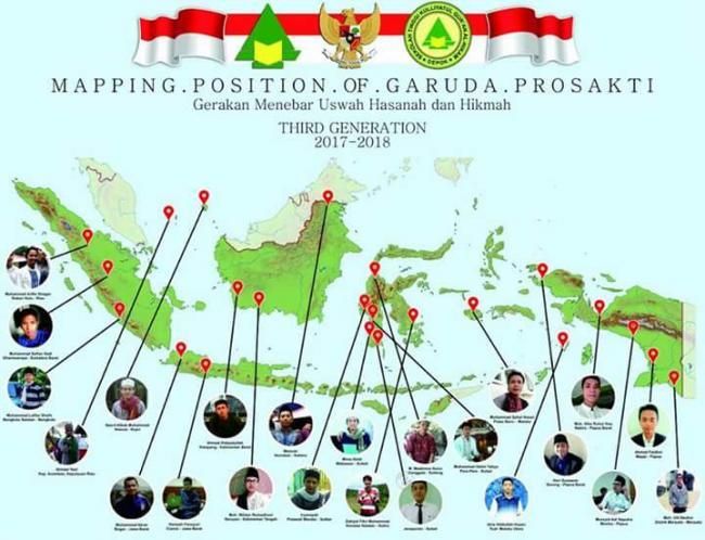 Jelang Puasa Pesantren Al-Hikam Kirim Santri ke Daerah Terluar Indonesia