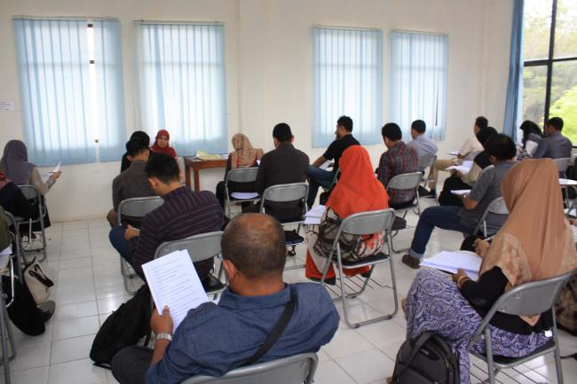 Calon Mahasiswa Baru (Camaba) Staima Al-Hikam Malang Gelombang II