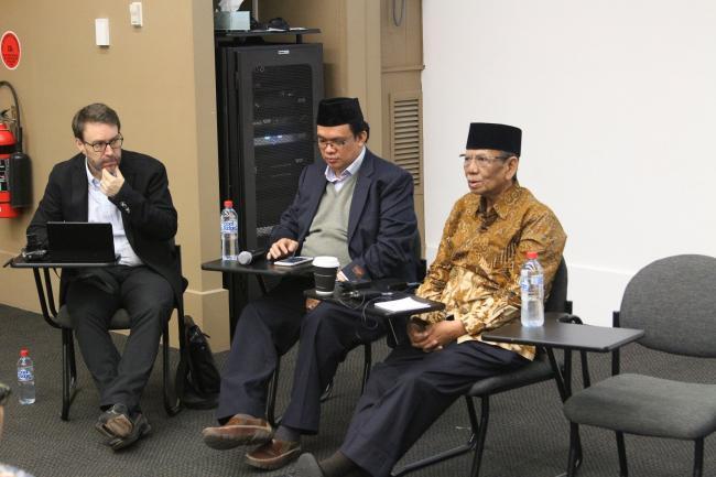 Pemikiran Gus Dur dalam pandangan KH. A. Hasyim Muzadi