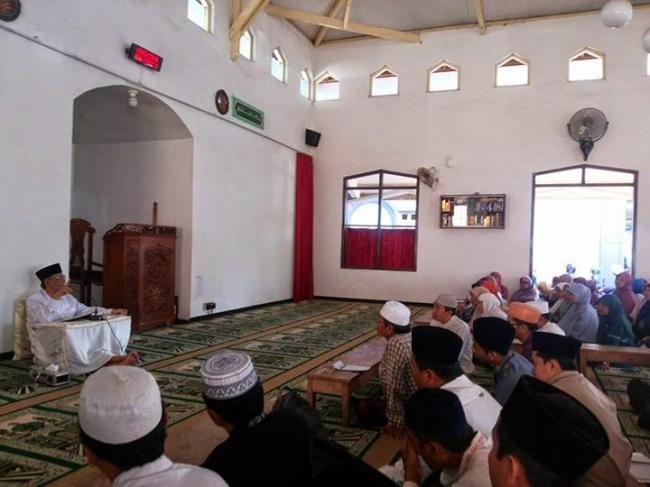 Jabatan Perspektif Kitab Al-Hikam