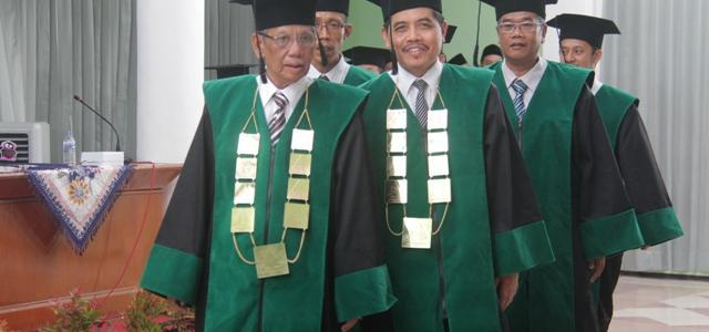 Staima Luluskan 76 Wisudawan Sarjana PAI