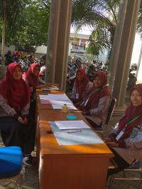 Calon Mahasiswa Baru (Camaba) Staima Al-Hikam Malang Gelombang II 2018