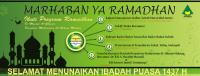 Santri Al-Hikam Semangat Sambut Ramadhan