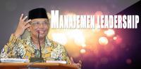 Manajemen Leadership [KH.Hasyim Muzadi]