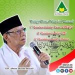 Trilogi Motto al-Hikam-3