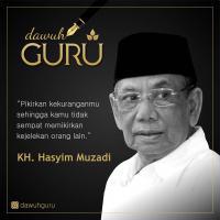 K.H Hasyim Muzadi