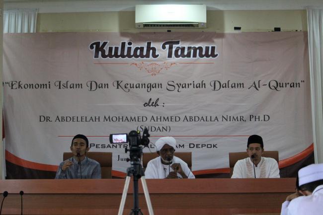 Ekonomi Islam dan Keuangan Syariah Dalam Al-Quran