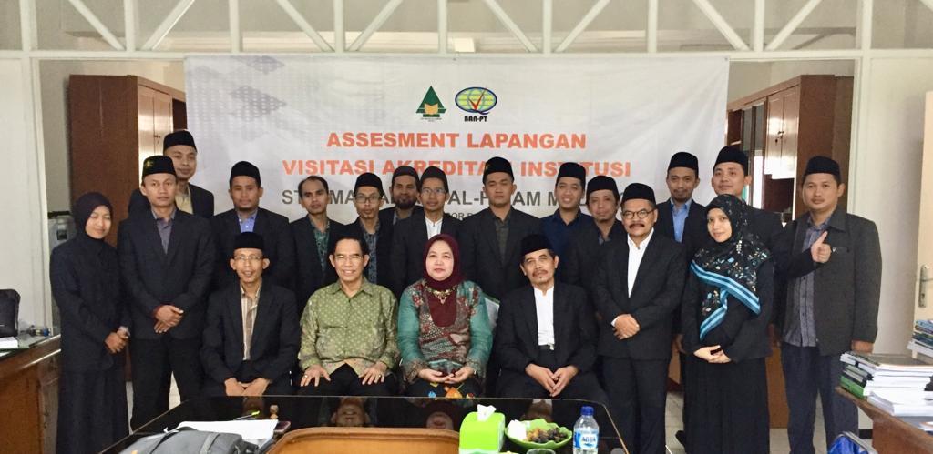 Tim Asesor BAN-PT Resmi Lakukan Visitasi Akreditasi di STAIMA AL-HIKAM MALANG