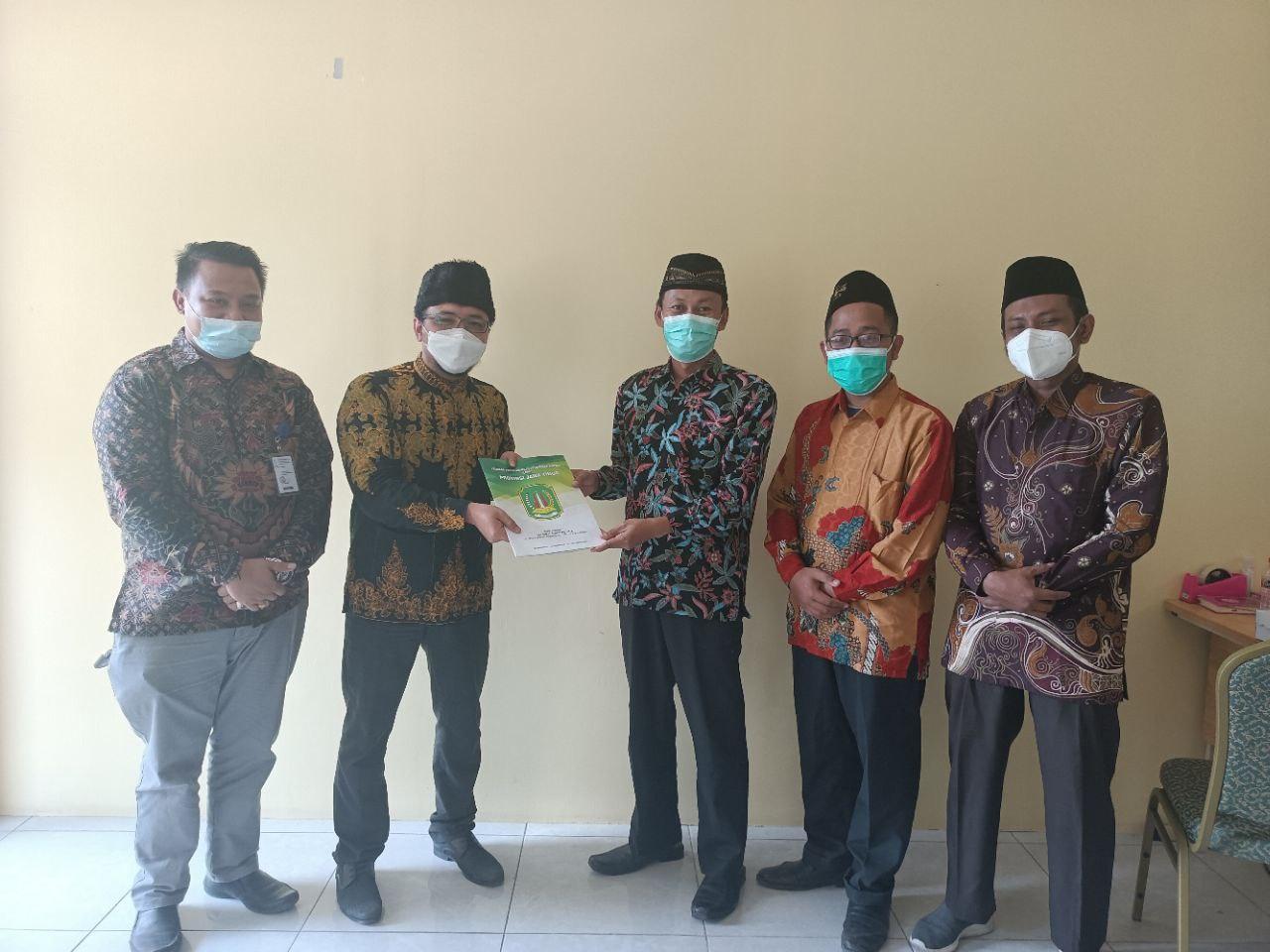 Hasil Seleksi Penerimaan Beasiswa S2 Bagi Guru Madrasah Diniyah Pascasarjana STAIMA