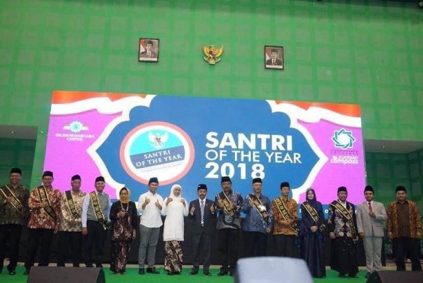 Santri of The Year, KH Hasyim Muzadi