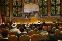 Seminar di Darul Fatwa tentang nasionalisme [KH. A. Hasyim Muzadi]