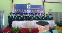 Staima Luluskan 86 Wisudawan Sarjana PAI