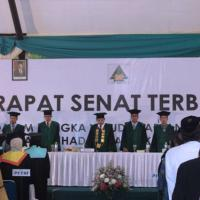 Selamat, 87 Mahasiswa STAI Ma